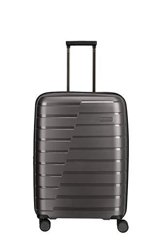 """Travelite Hartschalen-Koffer-Serie """"AIR BASE"""" von travelite in 2 Farben: unverwüstlich, funktional, cool Koffer, 67 cm, 71 L, Anthrazit"""