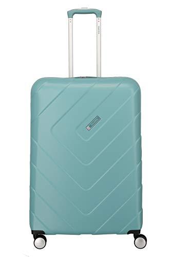 """Travelite Hartschalen-Koffer-Serie """"KALISTO"""" von travelite in 4 Farben: topmodisch, elegant, robust, 76 cm, 106L, Aqua"""