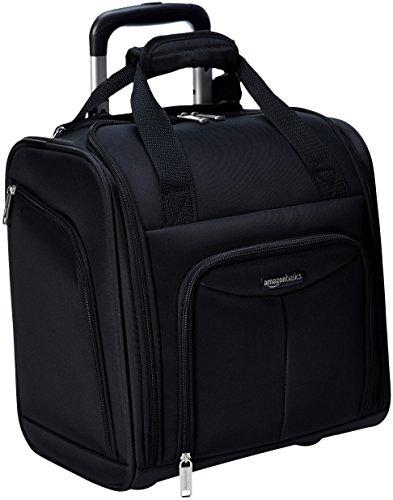 AmazonBasics - Koffer zur Aufbewahrung unter dem Sitz, Schwarz