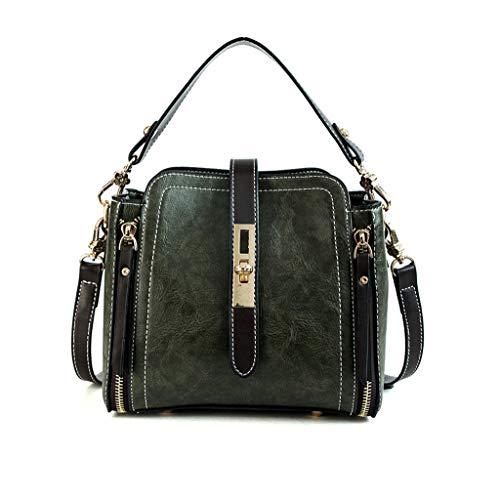 ABOO 1 x silber-goldener Metallreißverschluss mit Schieberkopf aus Kupfer für Handtasche, Kleidersack und Koffer-Zubehör
