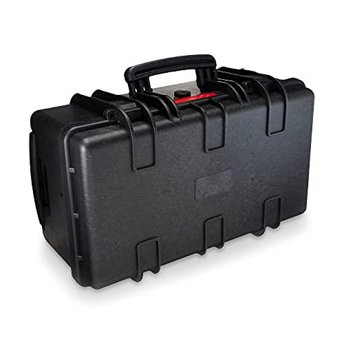 Amazon Basics - Hartschalen-Kamerakoffer, groß