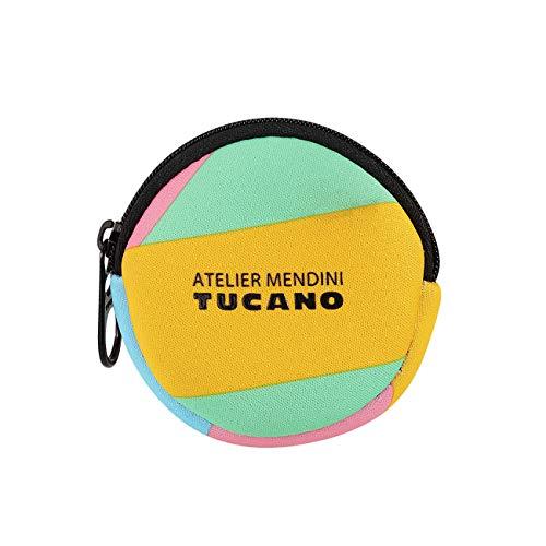 Tucano Shake Coin Pouch für Zubehör aus Neopren Mendini Design - Color