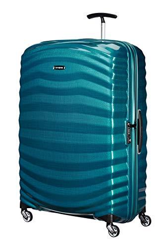 Samsonite Lite-Shock - Spinner XL Koffer, 81 cm, 124 L, Blau (Petrol Blue)