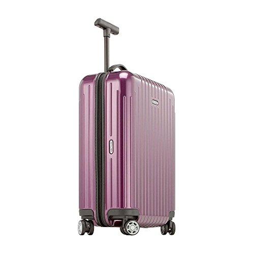 RIMOWA Salsa Air 53 cm Handgepäck, leicht, mit mehreren Rädern, 33 l, Violett