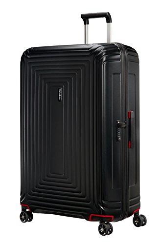 Samsonite Neopulse - Spinner XL Koffer, 81 cm, 124 L, schwarz (Matte Black)